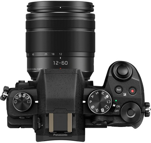 Panasonic G85 Build Handling 1 image