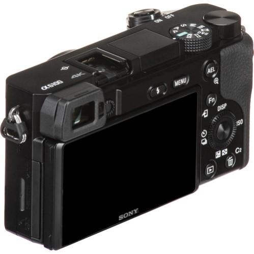 Sony a6100 Body Design 1 image