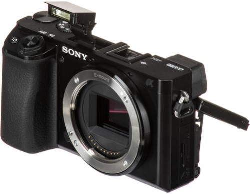 Sony a6100 Build Handling 2 image
