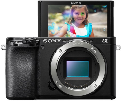 Sony a6100 Specs image