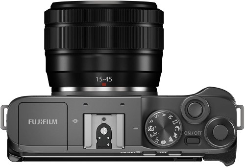 FujiFilm X A7 Build Handling image