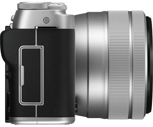 FujiFilm X A7 Build Handling 2 image