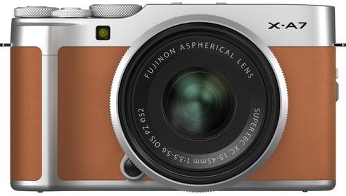 FujiFilm X A7 Specs 1 image