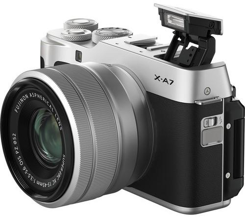 FujiFilm X A7 Video Performance 2 image