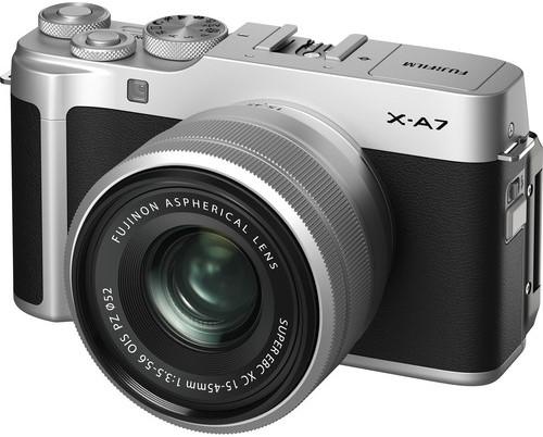 Fujifilm X A7 Review image