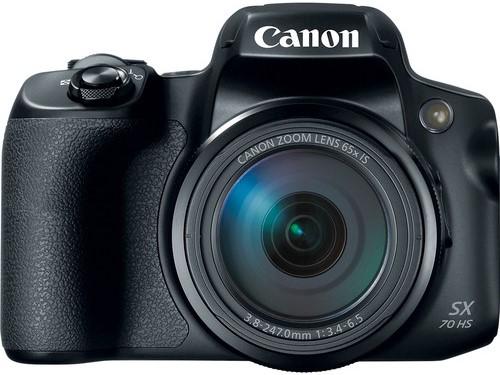 Canon PowerShot SX70 HS Review image