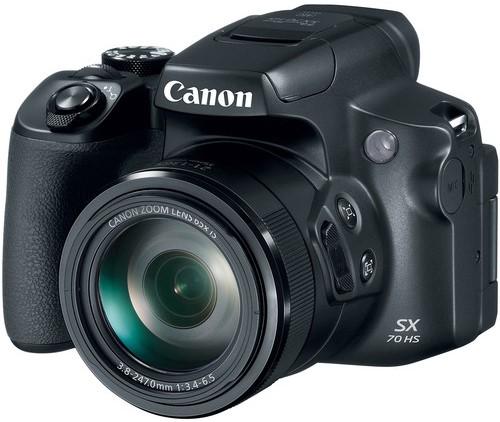 Canon PowerShot SX70 HS Specs image