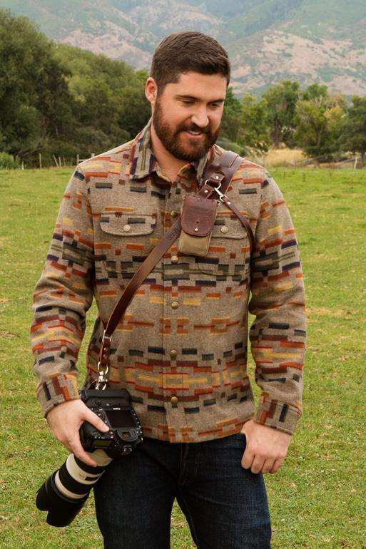Leather Camera Straps That Wont Break Your Budget image