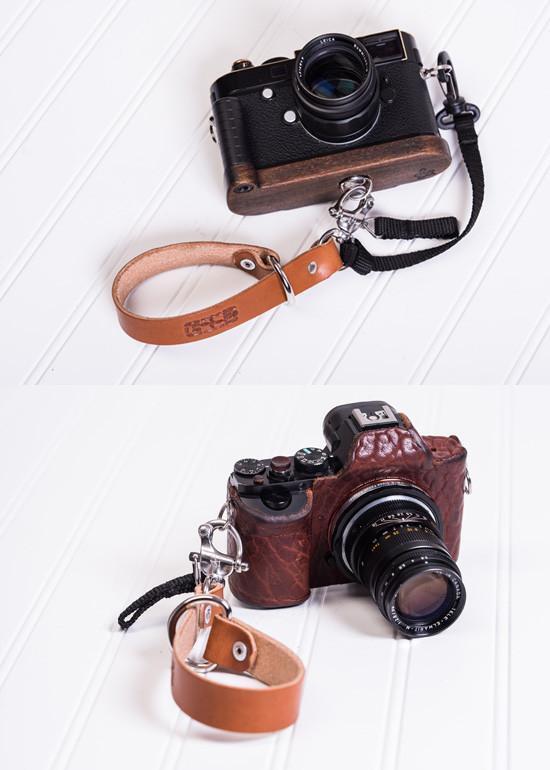 leather camera straps 1 image