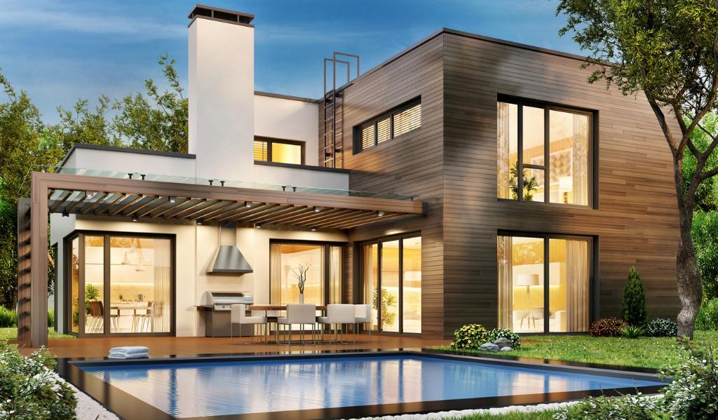 When to Take Outdoor Photos of Real Estate