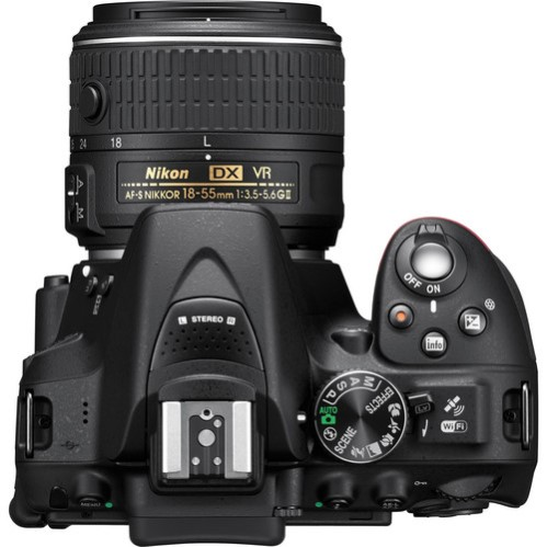 Nikon D5300 Build Handling 1 image
