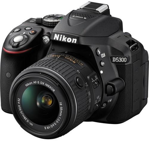 Nikon D5300 Review image