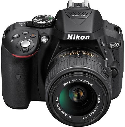 Nikon D5300 Specs image