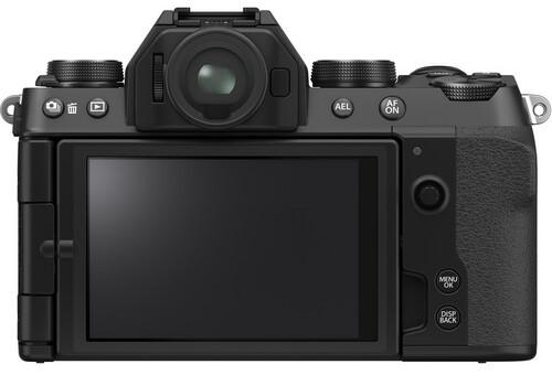 Fujifilm X S10 Body Design image
