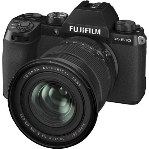 Fujifilm X S10 Review image