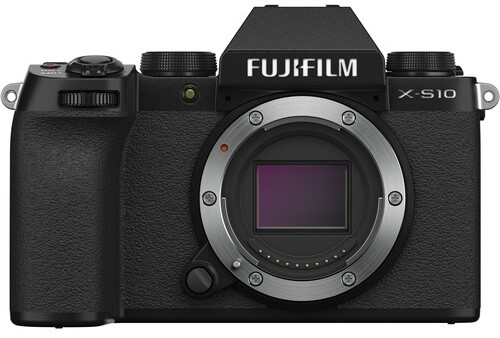 Fujifilm X S10 Specs image