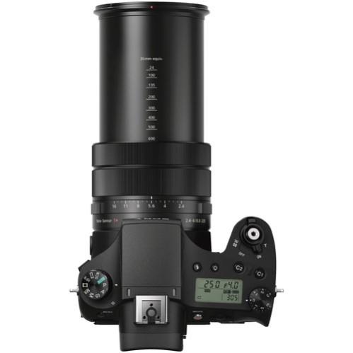 Sony Cybershot DSC RX10 III Body Design 2 image