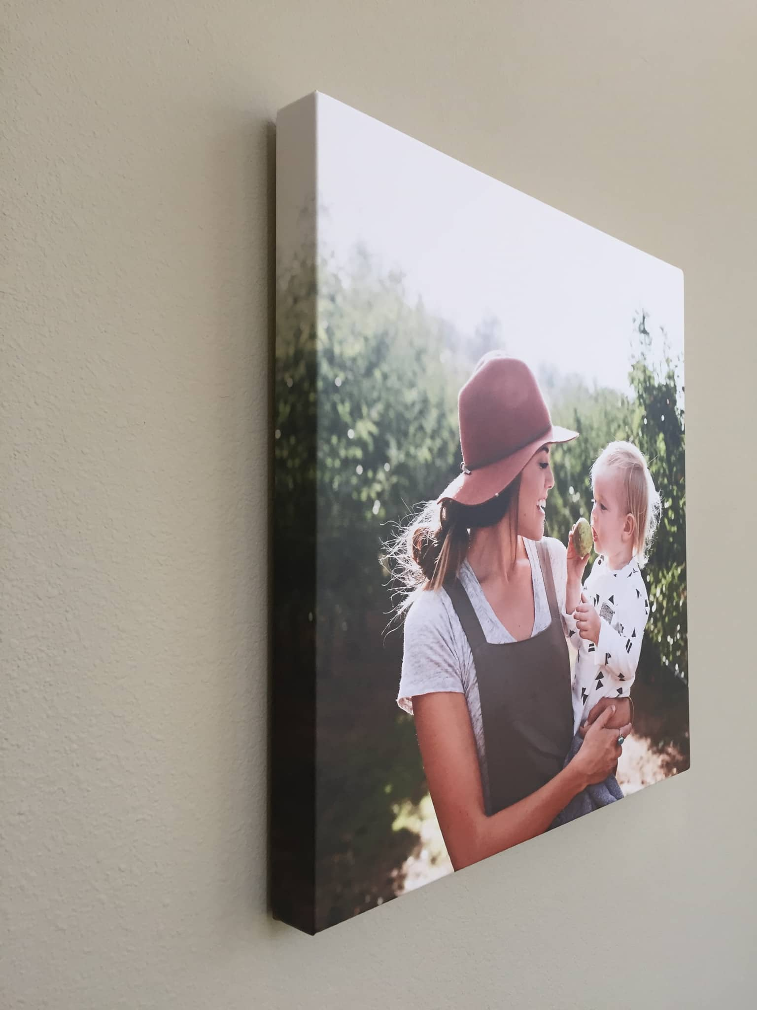 How to Get a High Quality Canvas Print image