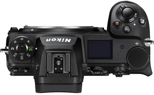 Nikon Z7 II Body Design image