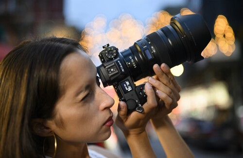 Nikon Z7 II Video Performance image