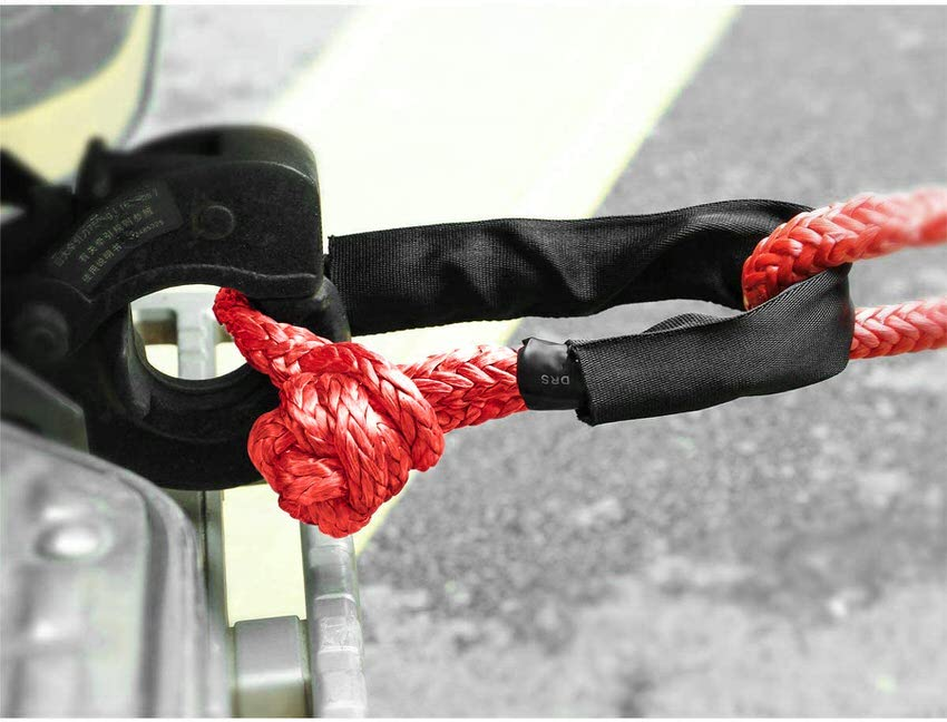 Soft vs Steel Shackles