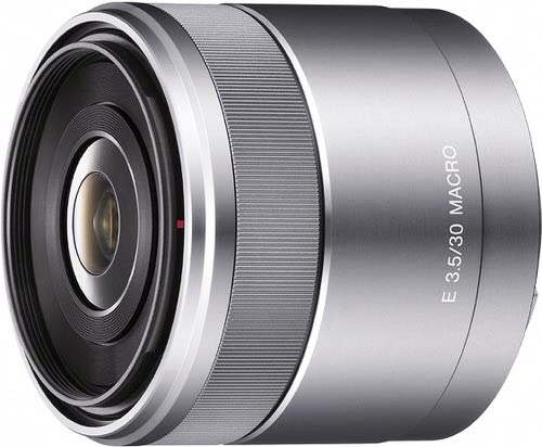 sony macro lens image