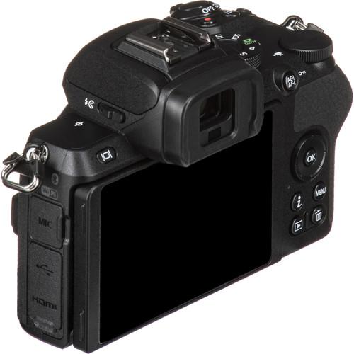 Nikon Z50 Body Design image