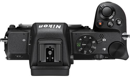 Nikon Z50 Build Handling 1 image