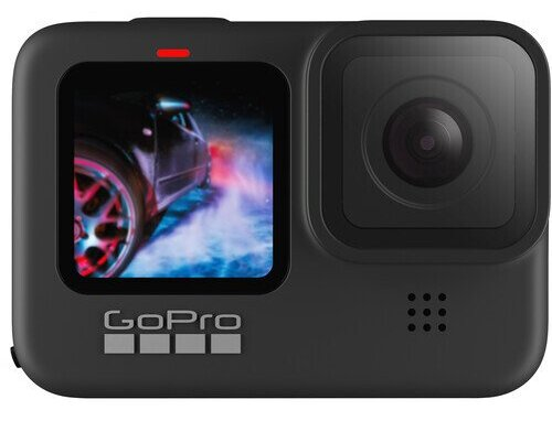 GoPro Hero 9 Black Price image