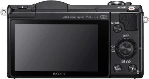Sony a5000 Body Design image