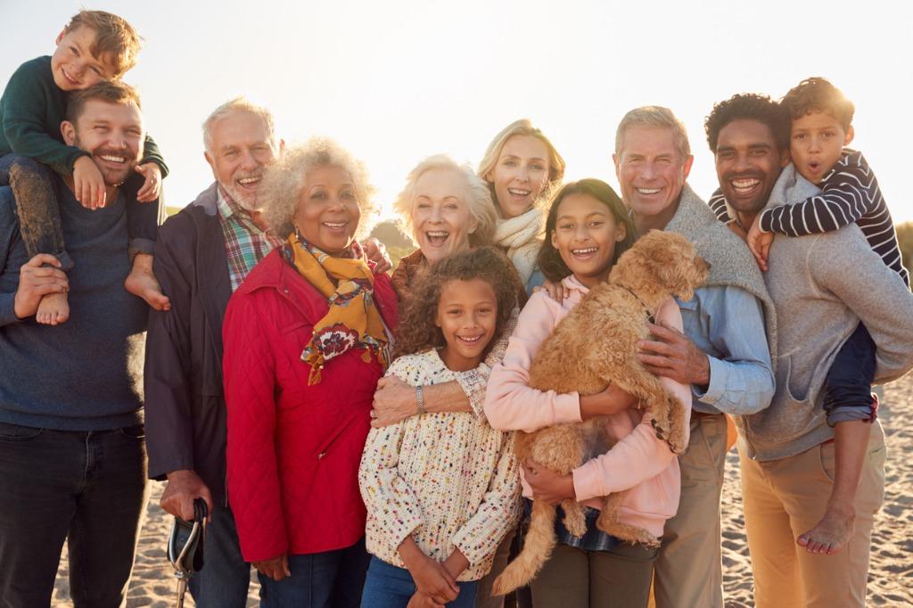 Family Portrait Tips image