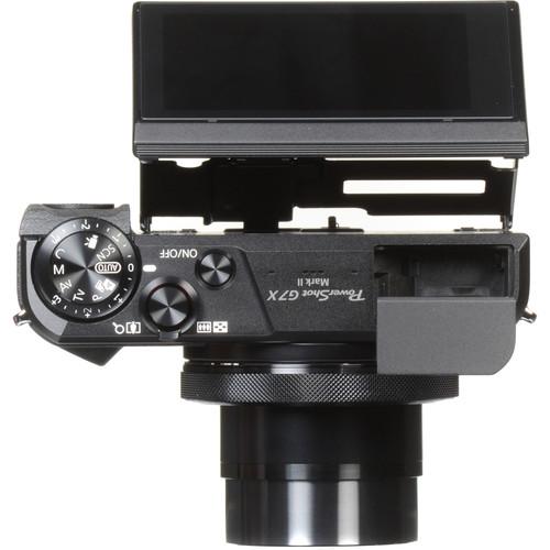 Canon PowerShot G7 X Mark II Build Handling 2 image