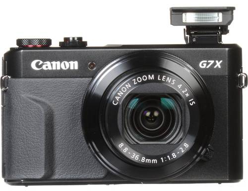Canon PowerShot G7 X Mark II Specs 1 1 image