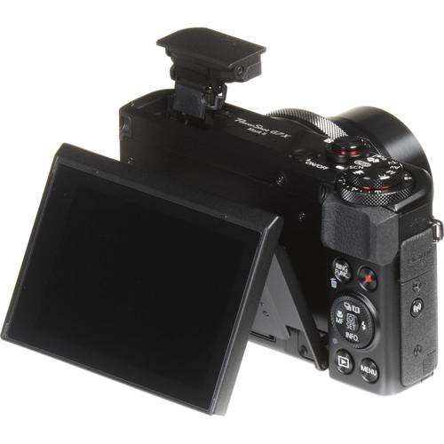 Canon PowerShot G7 X Mark II Video Performance image