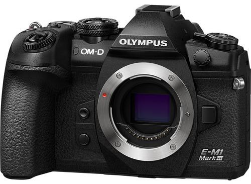 Olympus OM D E M1 III Specs image