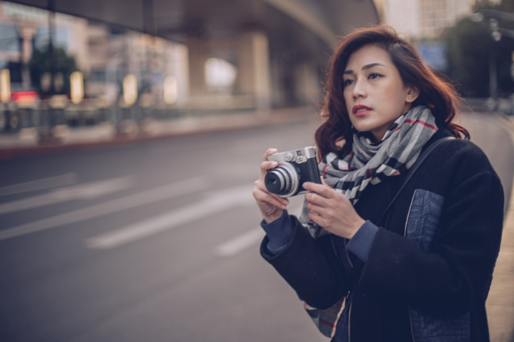 how to edit street photography image