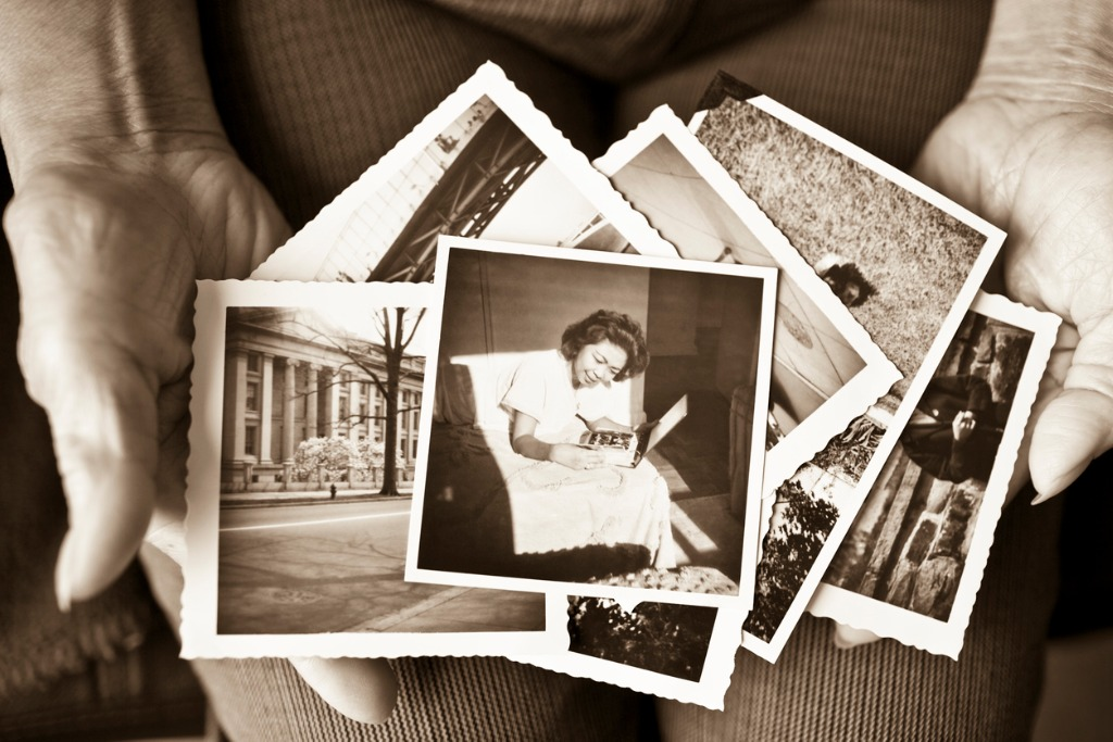 3 Ideas for What to Do With Your Old Photos image