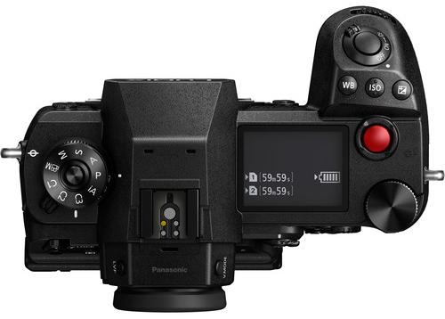 Panasonic S1H Build Handling 2 image