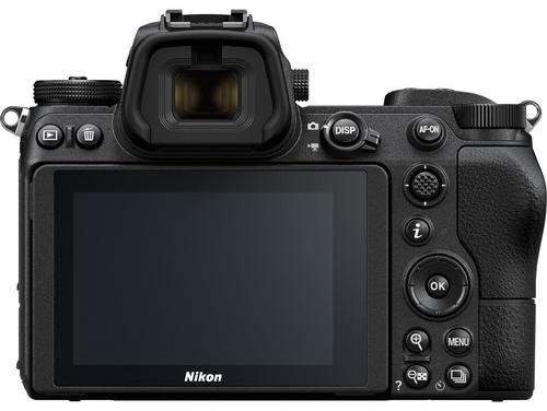 Nikon Z7 Body Design image