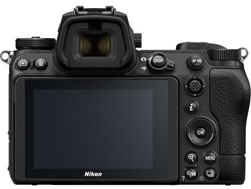 Nikon Z7 II Build Handling image