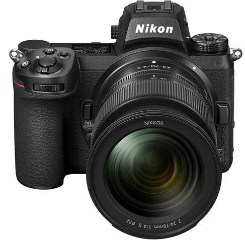 Nikon Z7 II Specs image