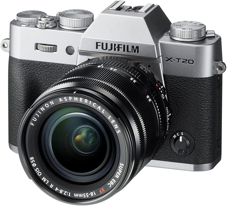 FujiFilm X T20 Body Design image