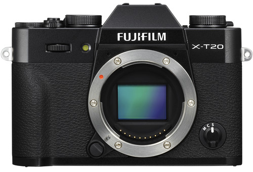 Fujifilm X T20 Review 1 image