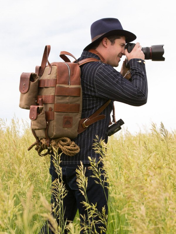 camera backpack for hiking 2 image