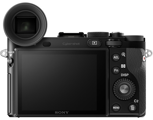 Sony RX1R II Body Design 1 image