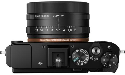 Sony RX1R II Build Handling 1 image