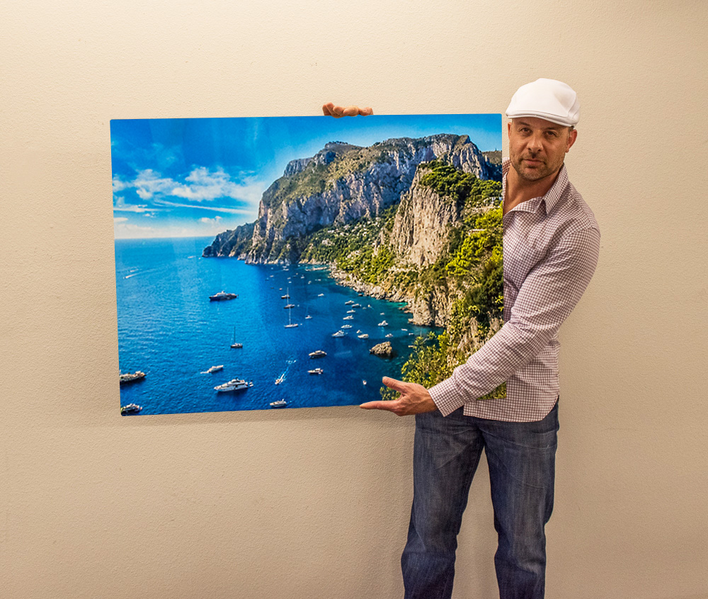 Why Metal Prints are Great for Landscape Photos image
