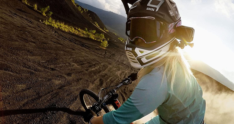 GoPro Helmet Front and Side Mount image