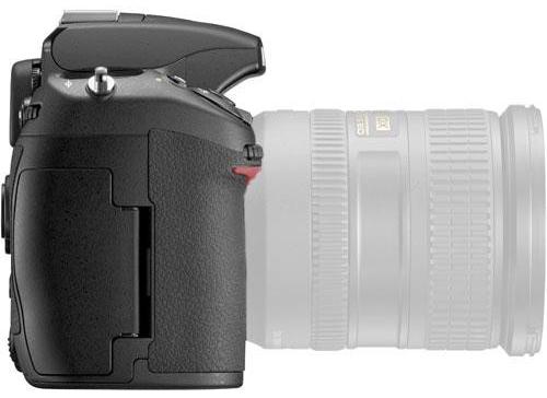 Nikon D300 Body Design 2 image