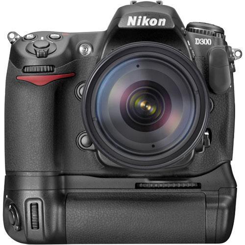 Nikon D300 Build Handling image